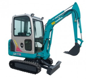 SWE17B Small Excavator